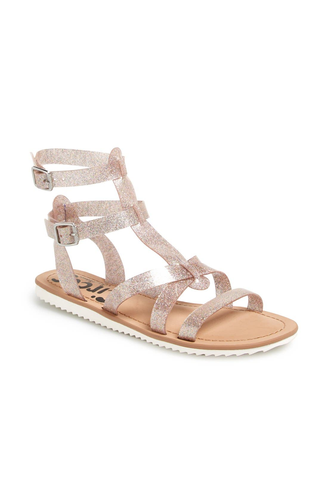 ,                             'Selma' Gladiator Sandal,                             Main thumbnail 17, color,                             220