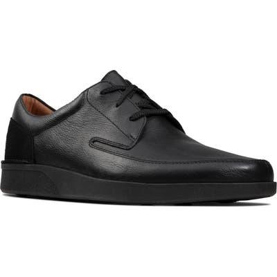 Clarks Oakland Craft Sneaker, Black