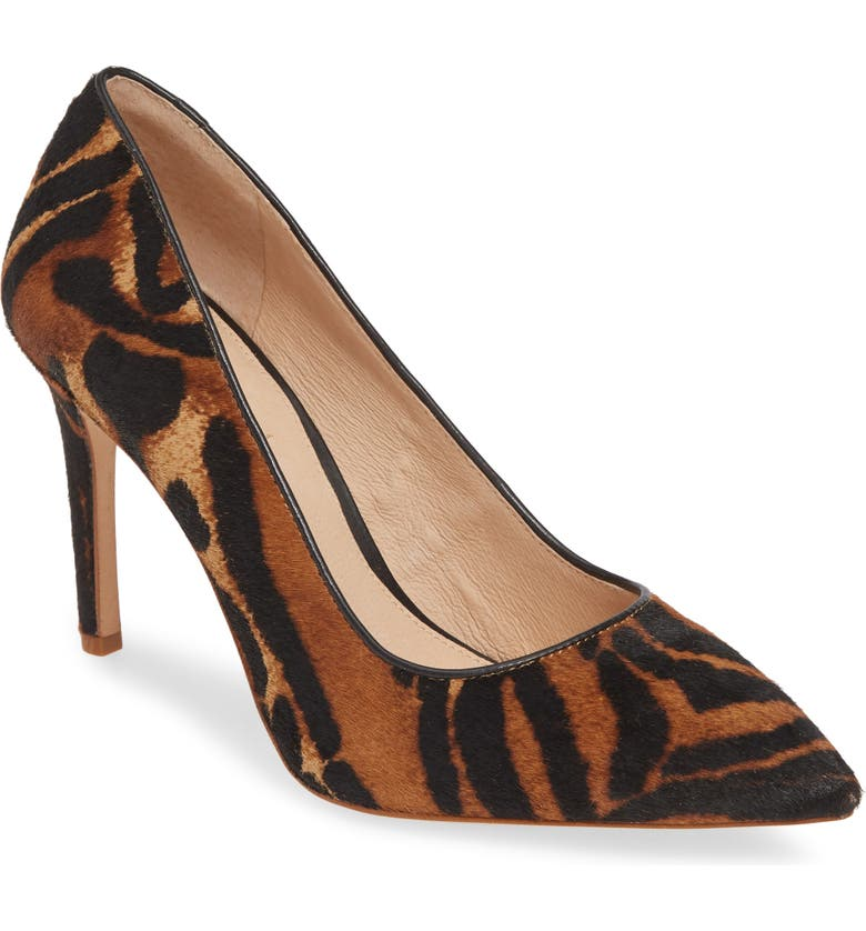 Hanabeth Genuine Calf Hair Pump by Louise Et Cie
