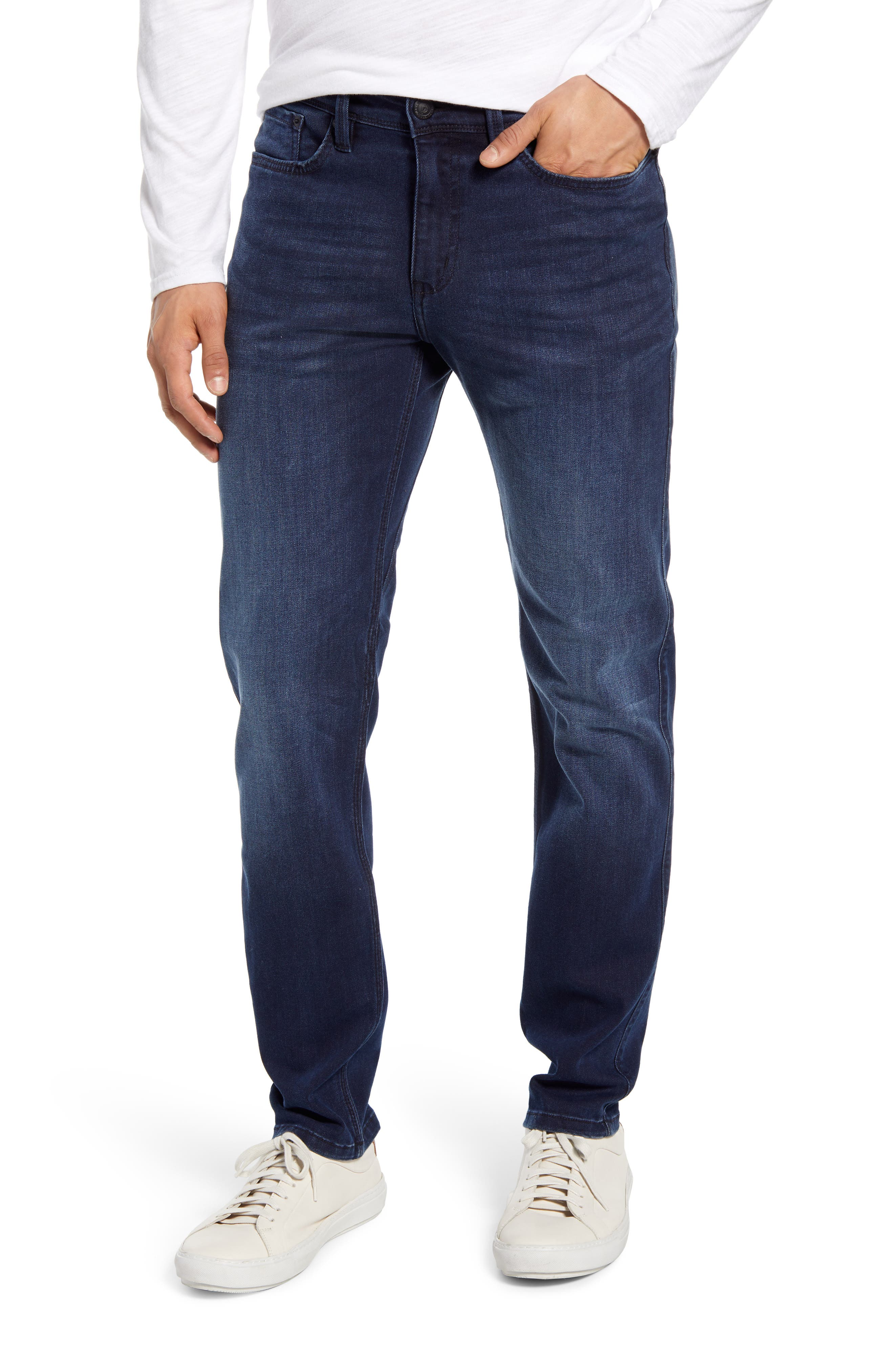 Performance Relaxed Fit Jeans