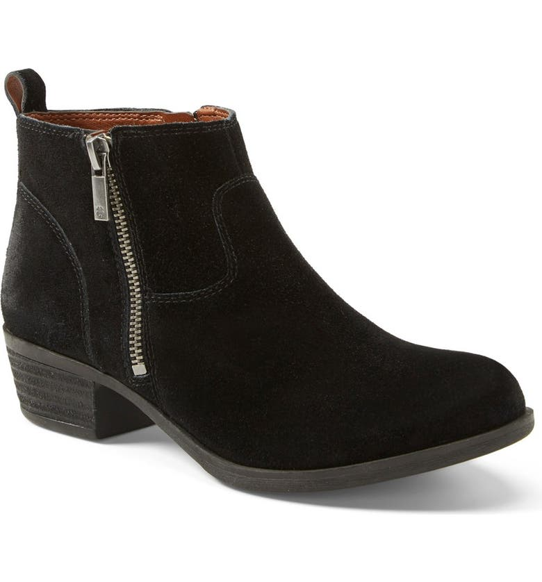 LUCKY BRAND 'Betwixt' Bootie, Main, color, 001
