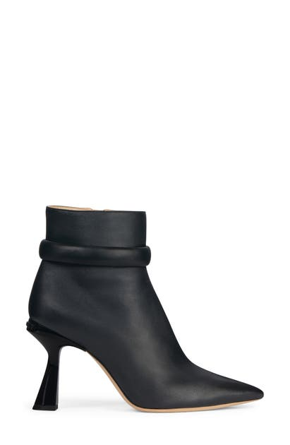 Givenchy CARENE LAMBSKIN LEATHER BOOTIE