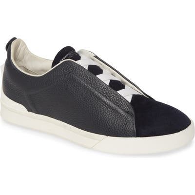 Ermenegildo Zegna Slip-On SneakerUS / 9.5UK - Black