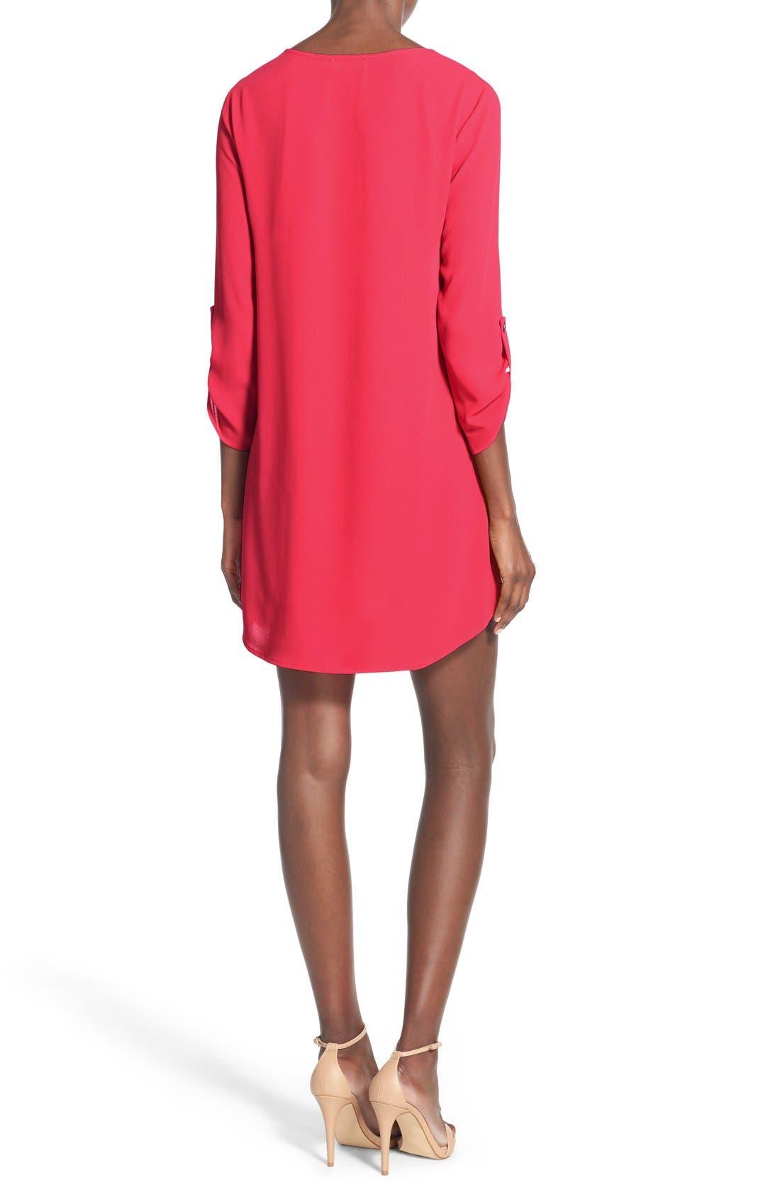 ,                             Karly Shift Dress,                             Alternate thumbnail 130, color,                             662