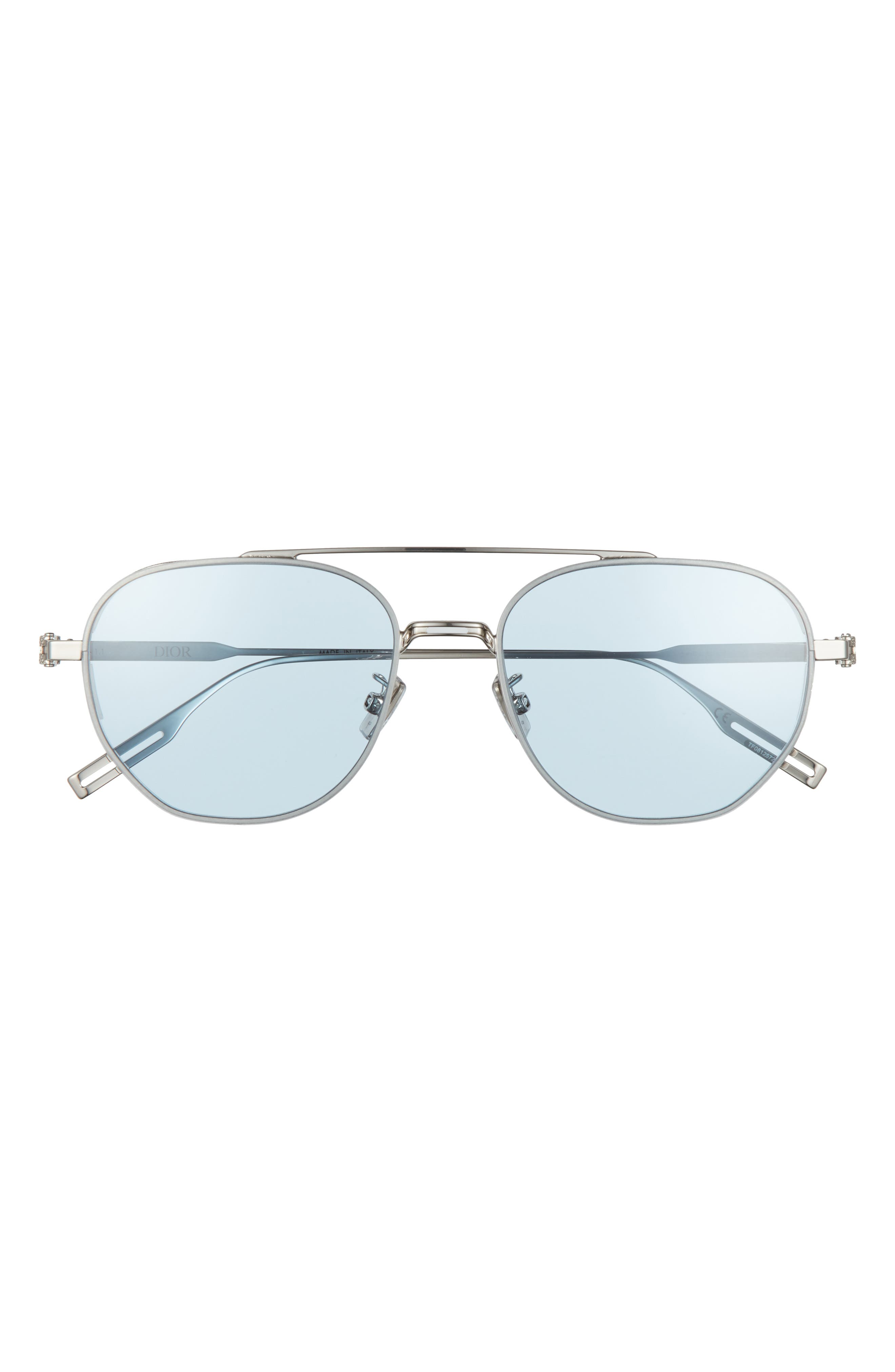 Men's 56mm Aviator Sunglasses