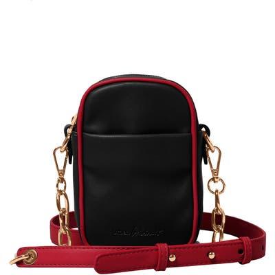 Urban Originals Total Story Vegan Leather Phone Crossbody Bag - Black