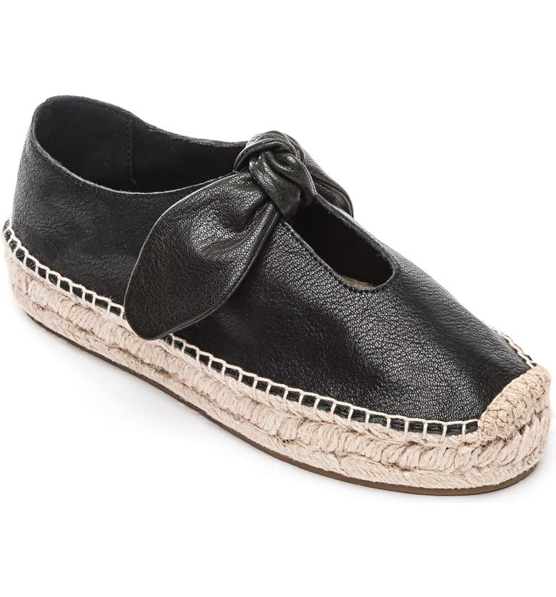 Bernardo Bow Espadrille Slip On Women