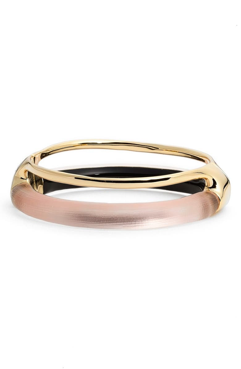 ALEXIS BITTAR 'Lucite<sup>®</sup> - Liquid' Stacked Bangle, Main, color, 950