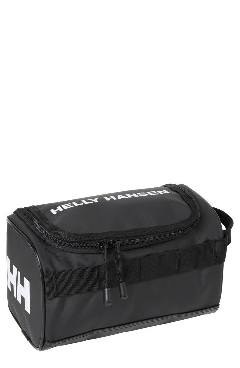 HELLY HANSEN New Classic Dopp Kit, Main, color, BLACK