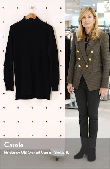 Wool & Cashmere Turtleneck Sweater, sales video thumbnail
