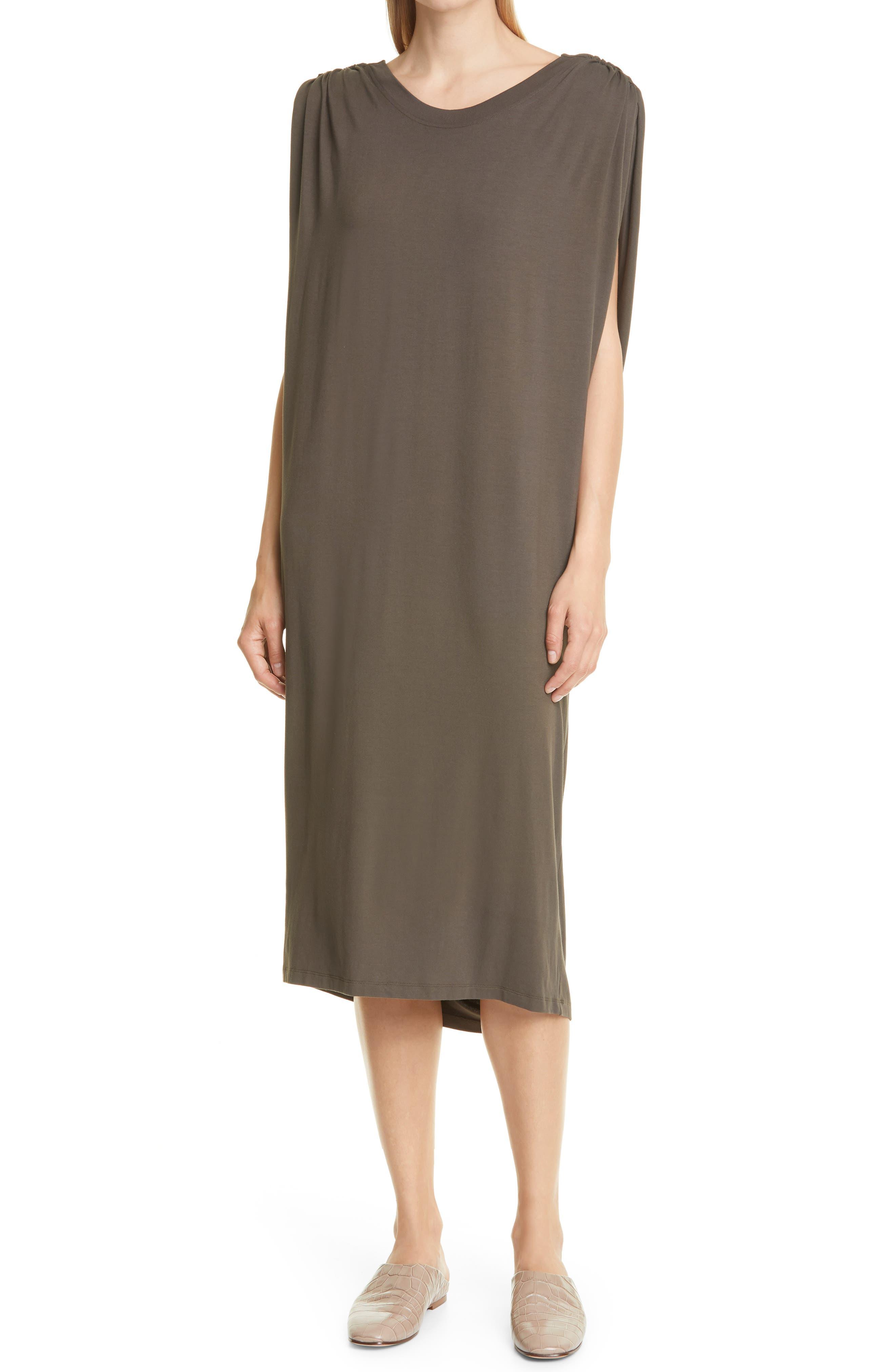 Sarah Cowl Back Dress