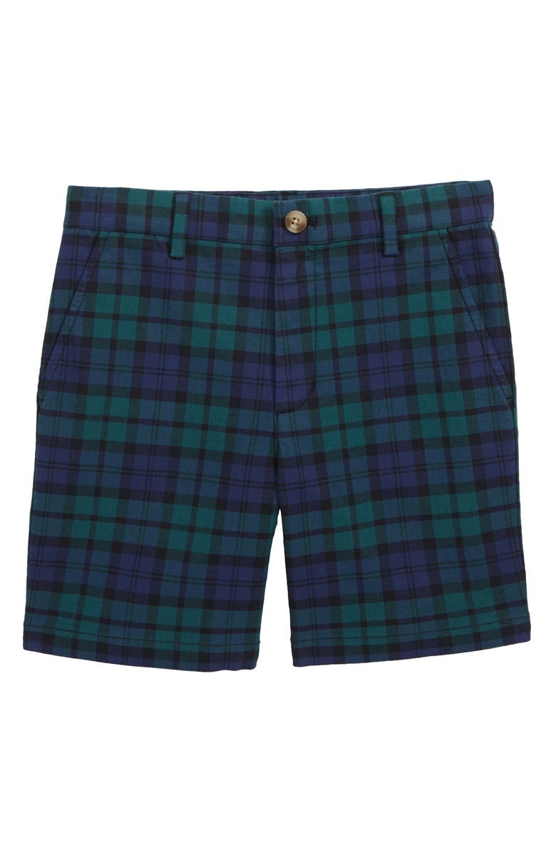 VINEYARD VINES Blackwatch Breaker Shorts, Main, color, 400