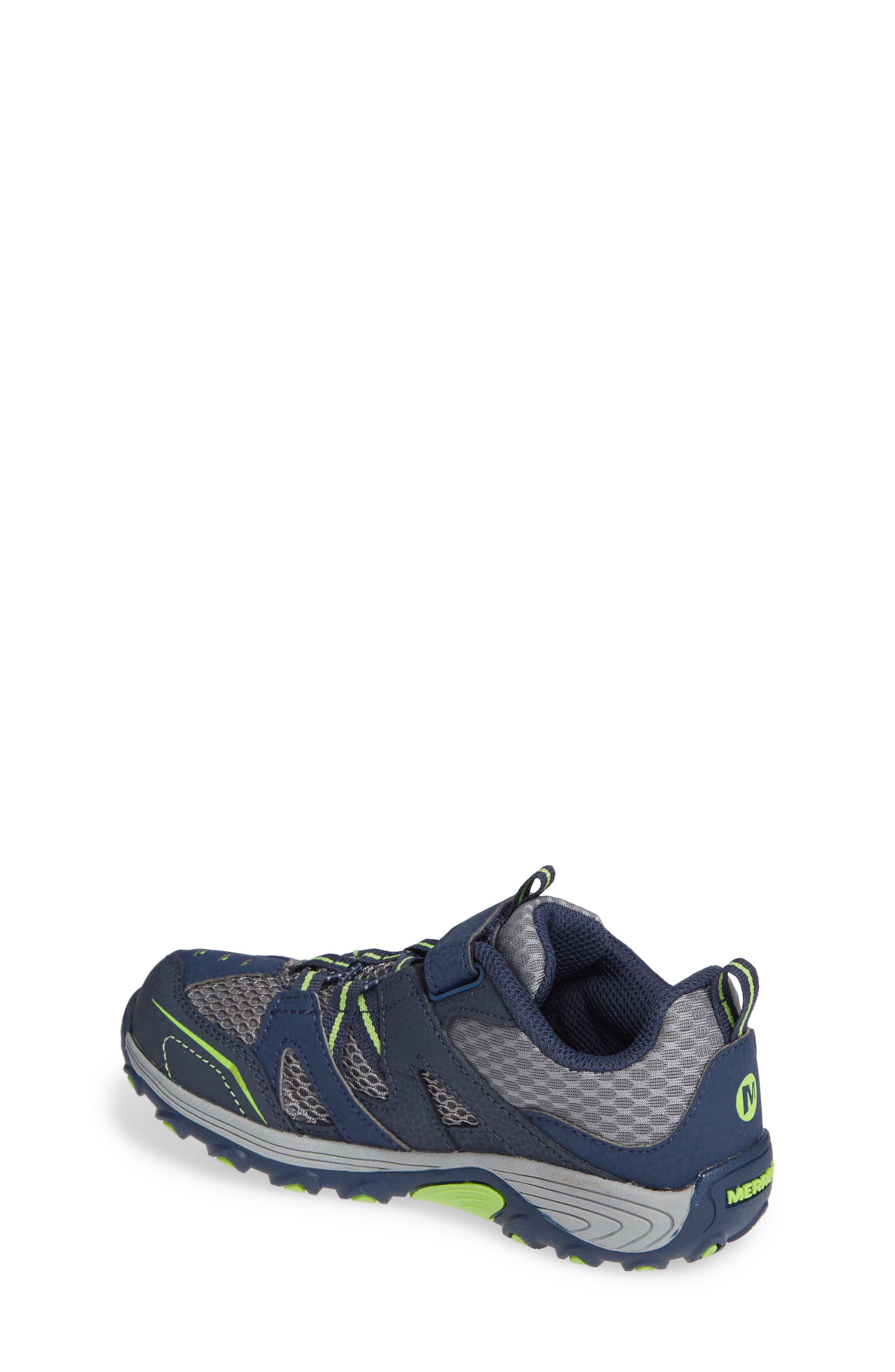 ,                             Trail Chaser Sneaker,                             Alternate thumbnail 2, color,                             NAVY/ GREEN
