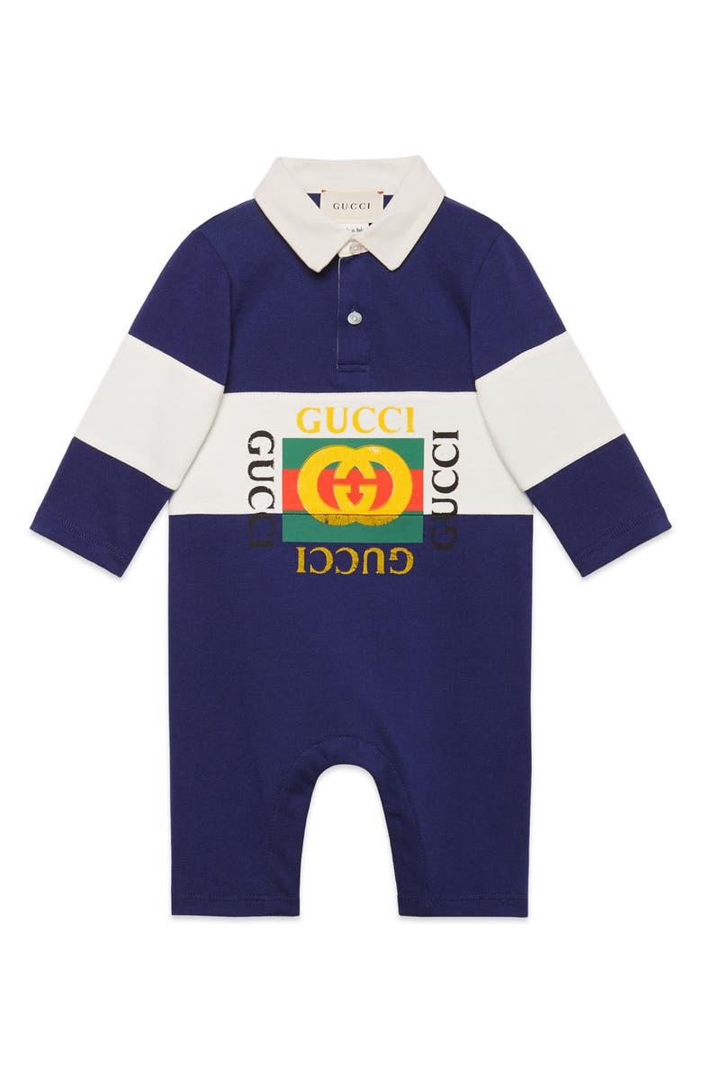 Gucci Logo Romper Baby
