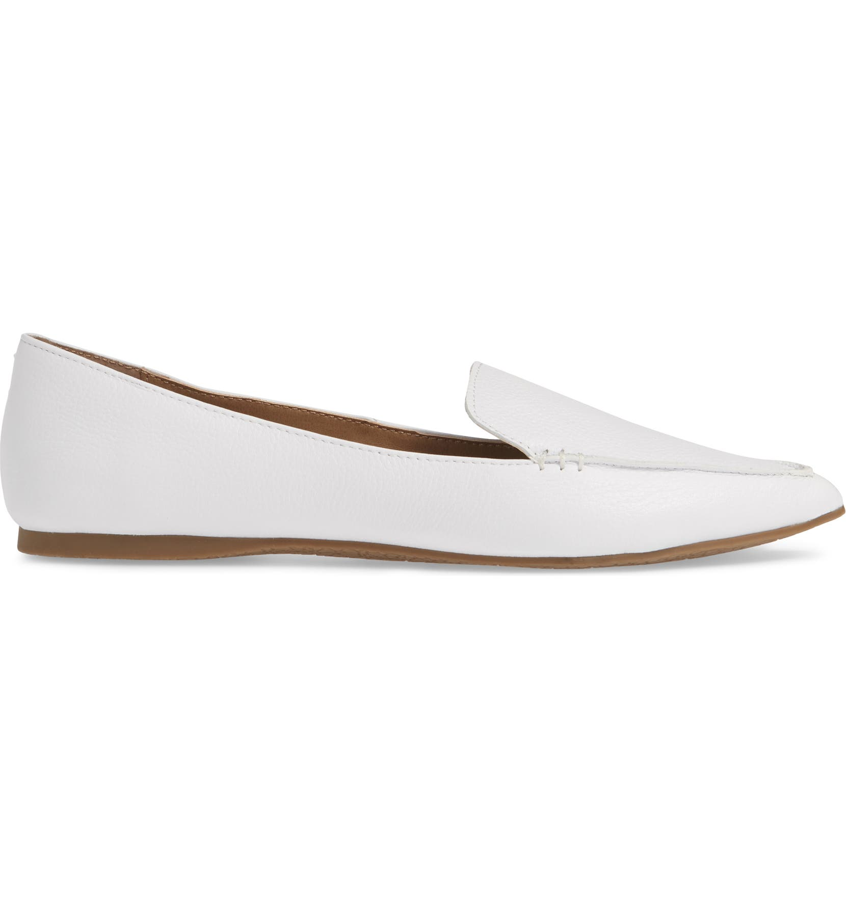 2313836649e Feather Loafer Flat
