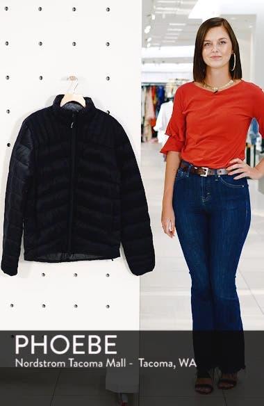 'Brookvale' Slim Fit Packable Down Jacket, sales video thumbnail