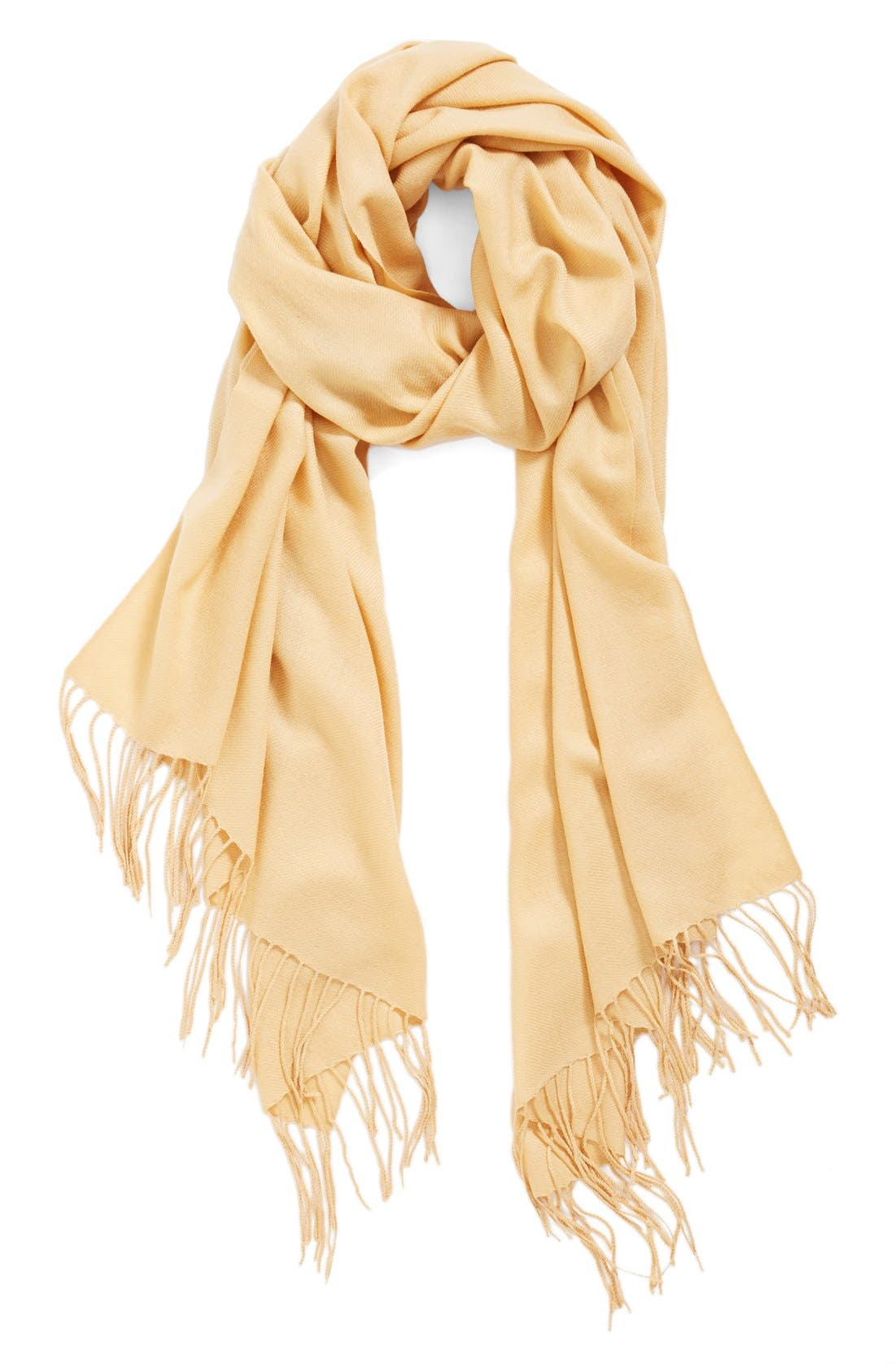 ,                             Tissue Weight Wool & Cashmere Wrap,                             Main thumbnail 28, color,                             235