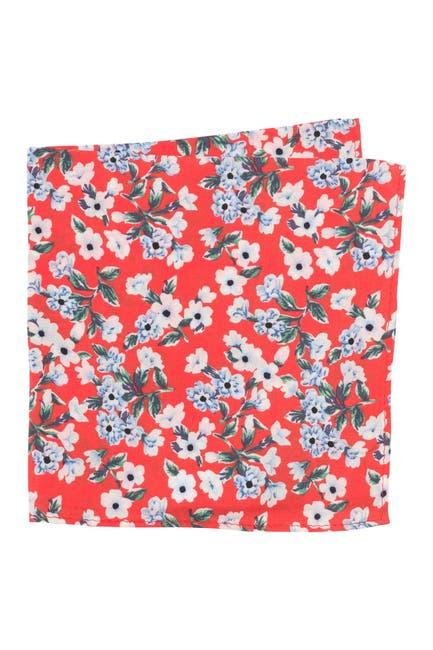 Image of Nordstrom Rack Smith Floral Pocket Sqaure
