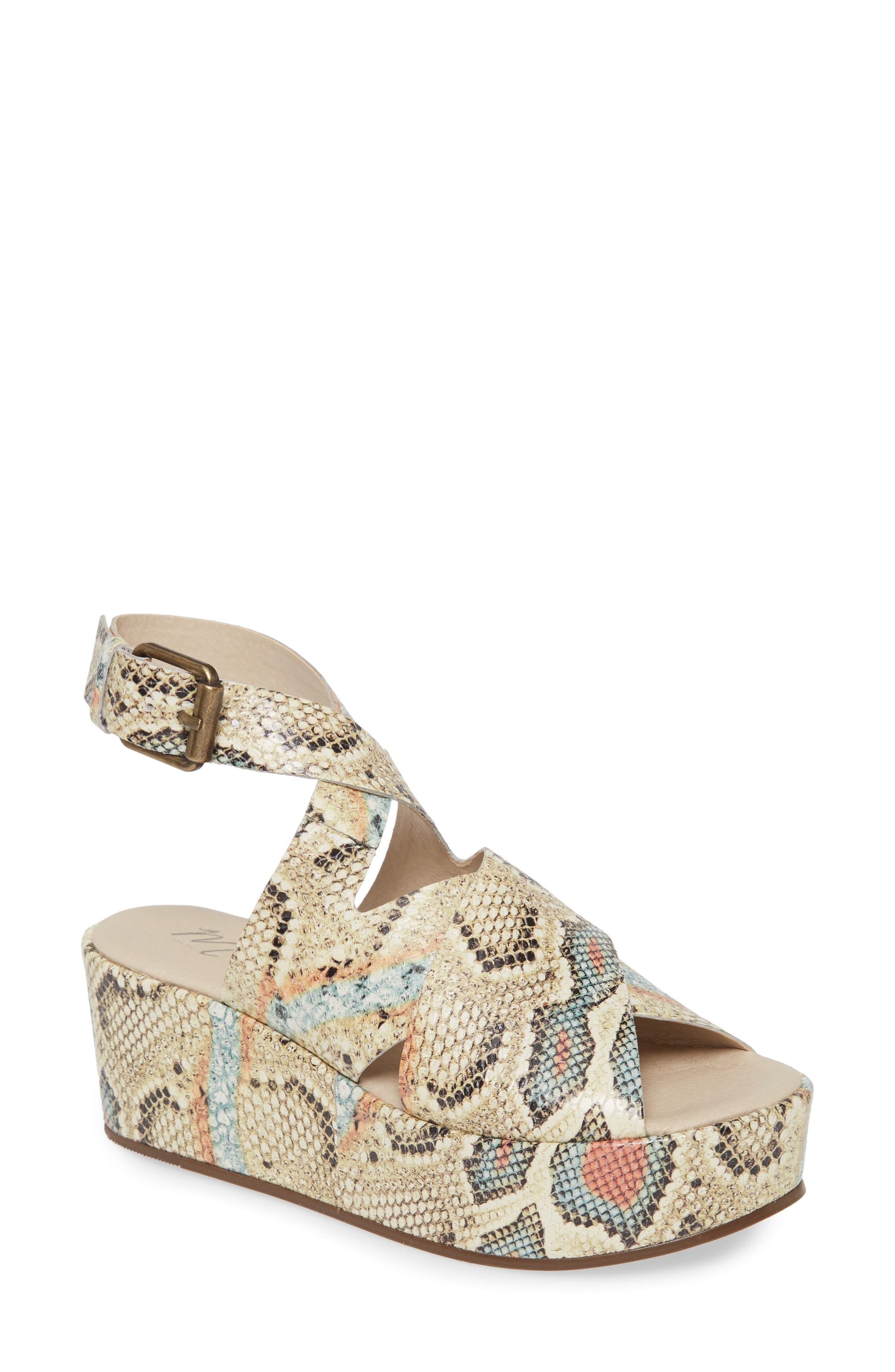 Runaway Wedge Sandal