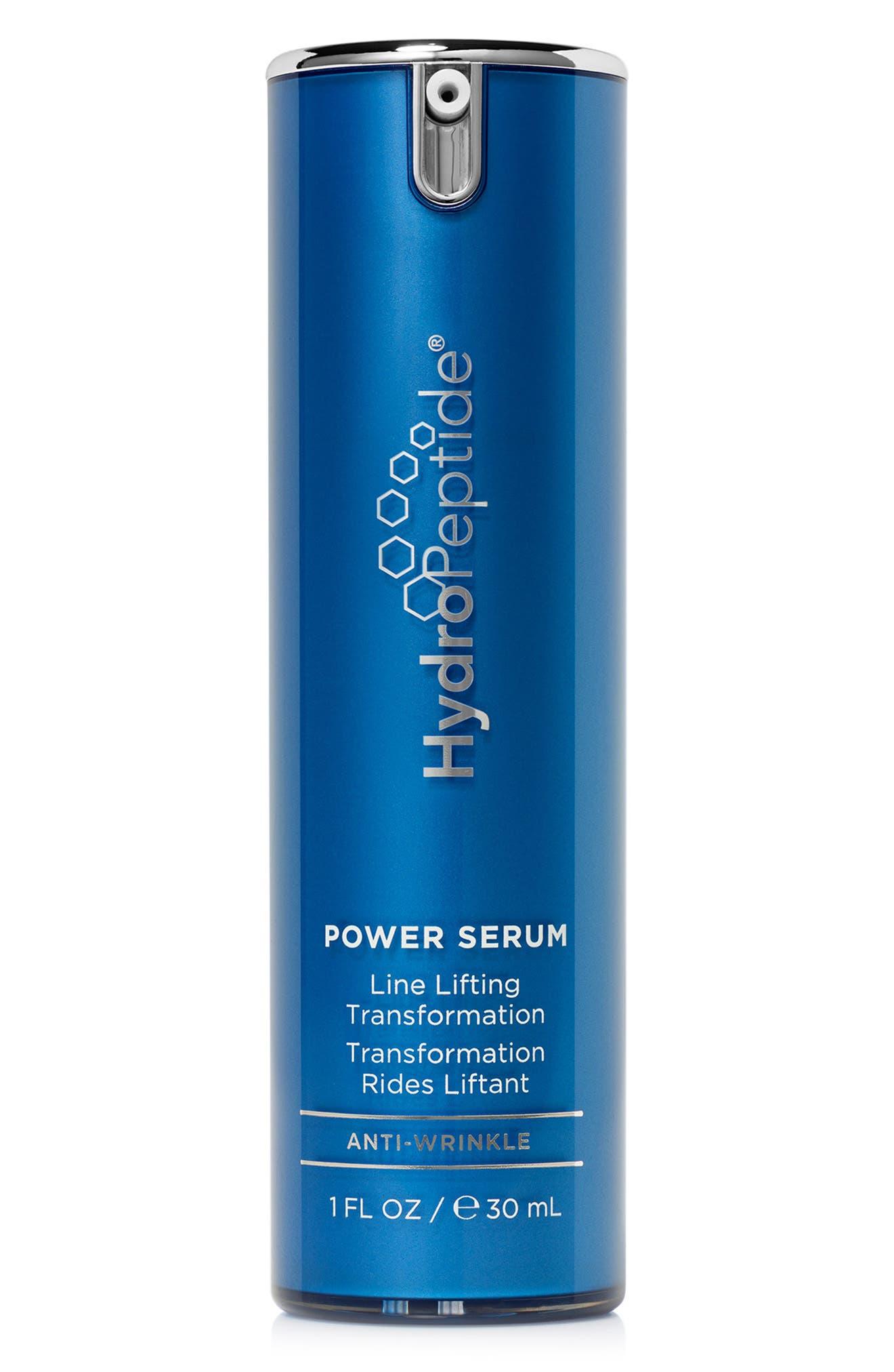 'Power Serum' Line Lifting Transformation