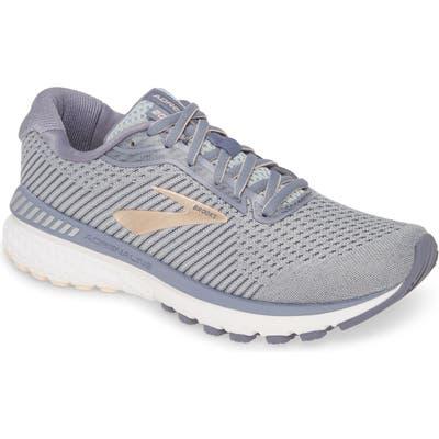 Brooks Adrenaline Gts 20 Running Shoe B - Grey