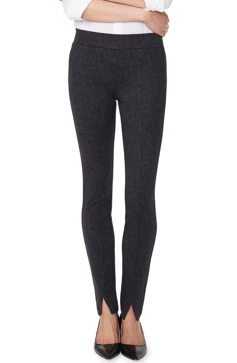 NYDJ Herringbone Tweed Leggings, Main, color, HERRINGBONE HEIGHTS