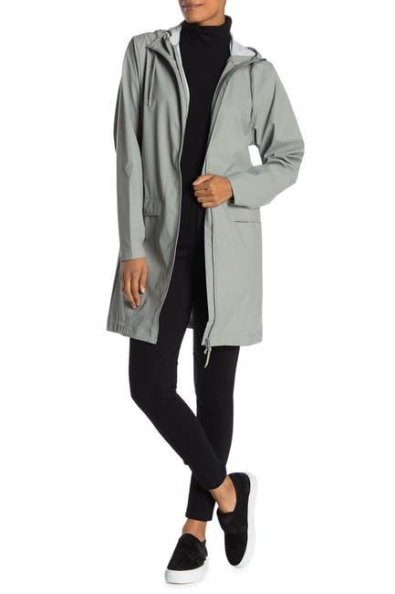 Image of Rains Hooded Waterproof Jacket