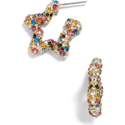 Baublebar Rainbow Star Earrings