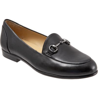 Trotters Anice Bit Loafer W - Black