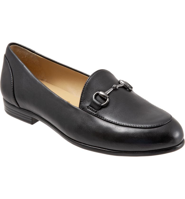 TROTTERS Anice Bit Loafer, Main, color, 001