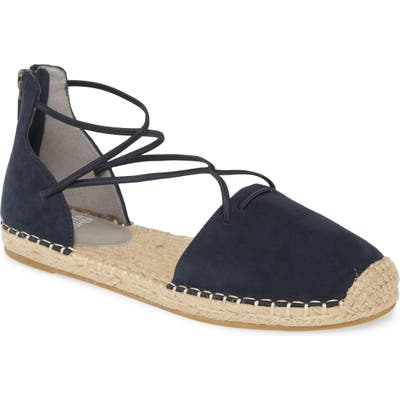 Eileen Fisher Lace Espadrille, Blue