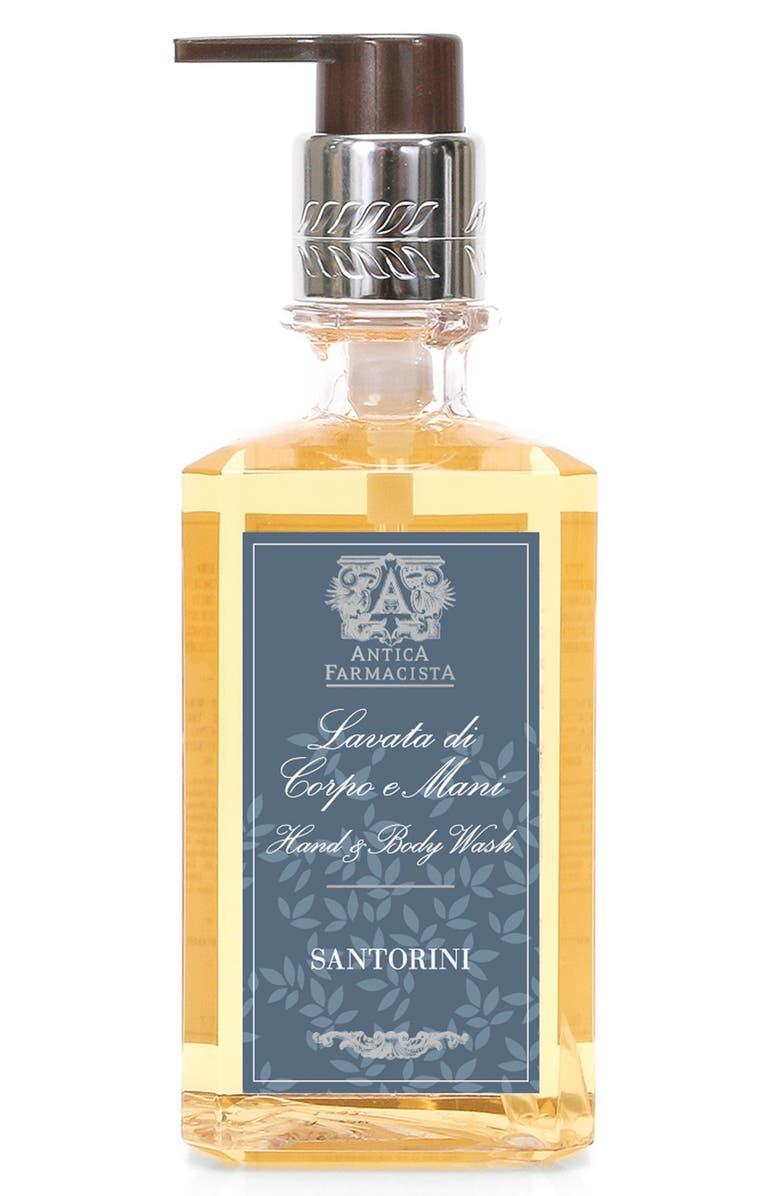 ANTICA FARMACISTA 'Santorini' Hand Wash, Main, color, NO COLOR