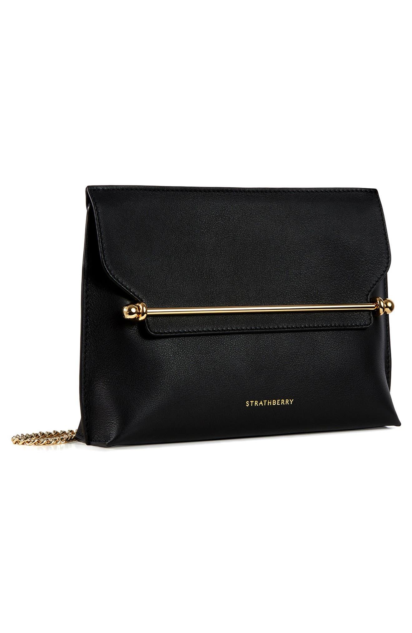 Strathberry Stylist Leather Shoulder Bag | Nordstrom