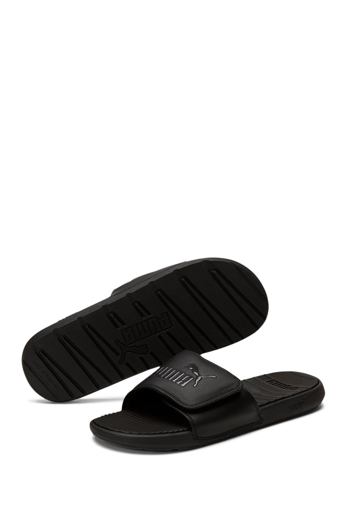 Image of PUMA Cool Cat V Slide Sandal