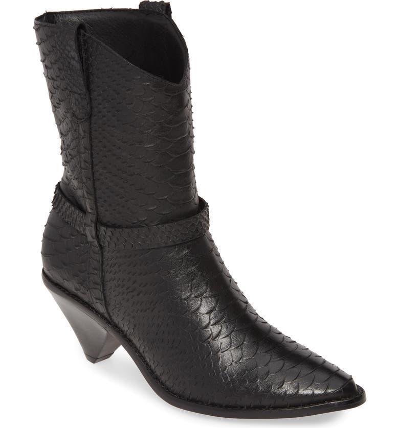 MATISSE Fair Lady Boot, Main, color, BLACK