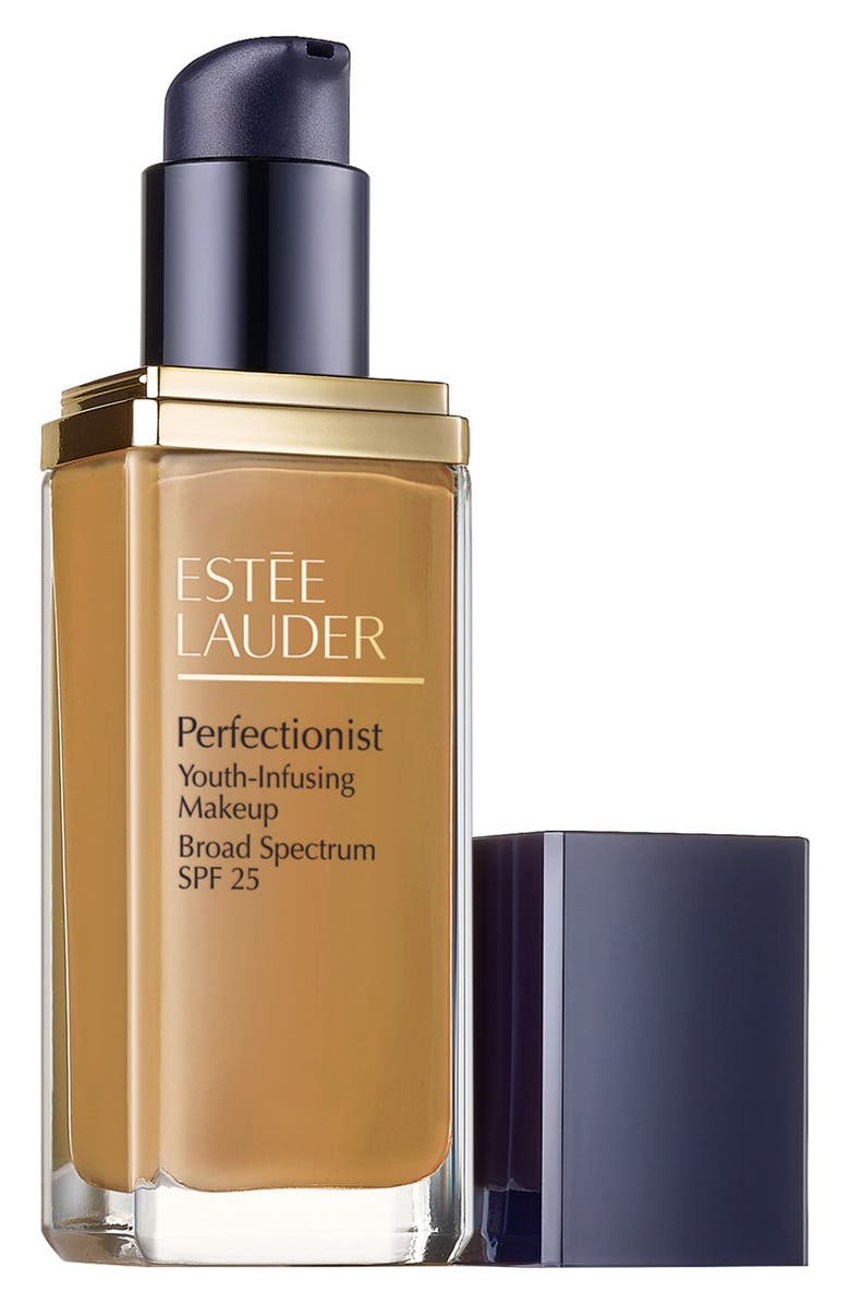 ESTÉE LAUDER Perfectionist Youth-Infusing Makeup Foundation Broad Spectrum SPF 25, Main, color, 3W1 TAWNY