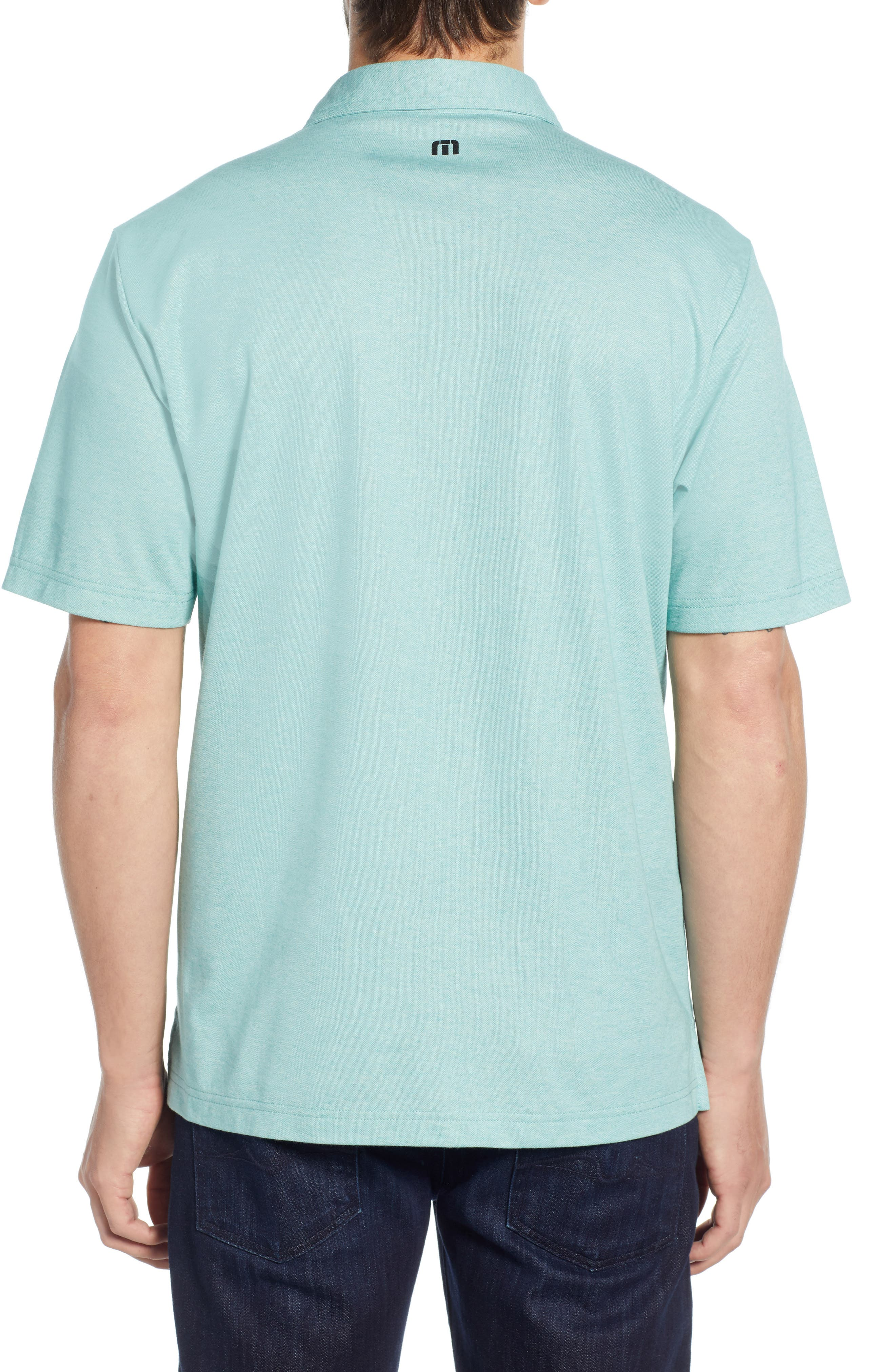 ,                             Oh Snap Regular Fit Performance Polo,                             Alternate thumbnail 2, color,                             HEATHER BERYL GREEN