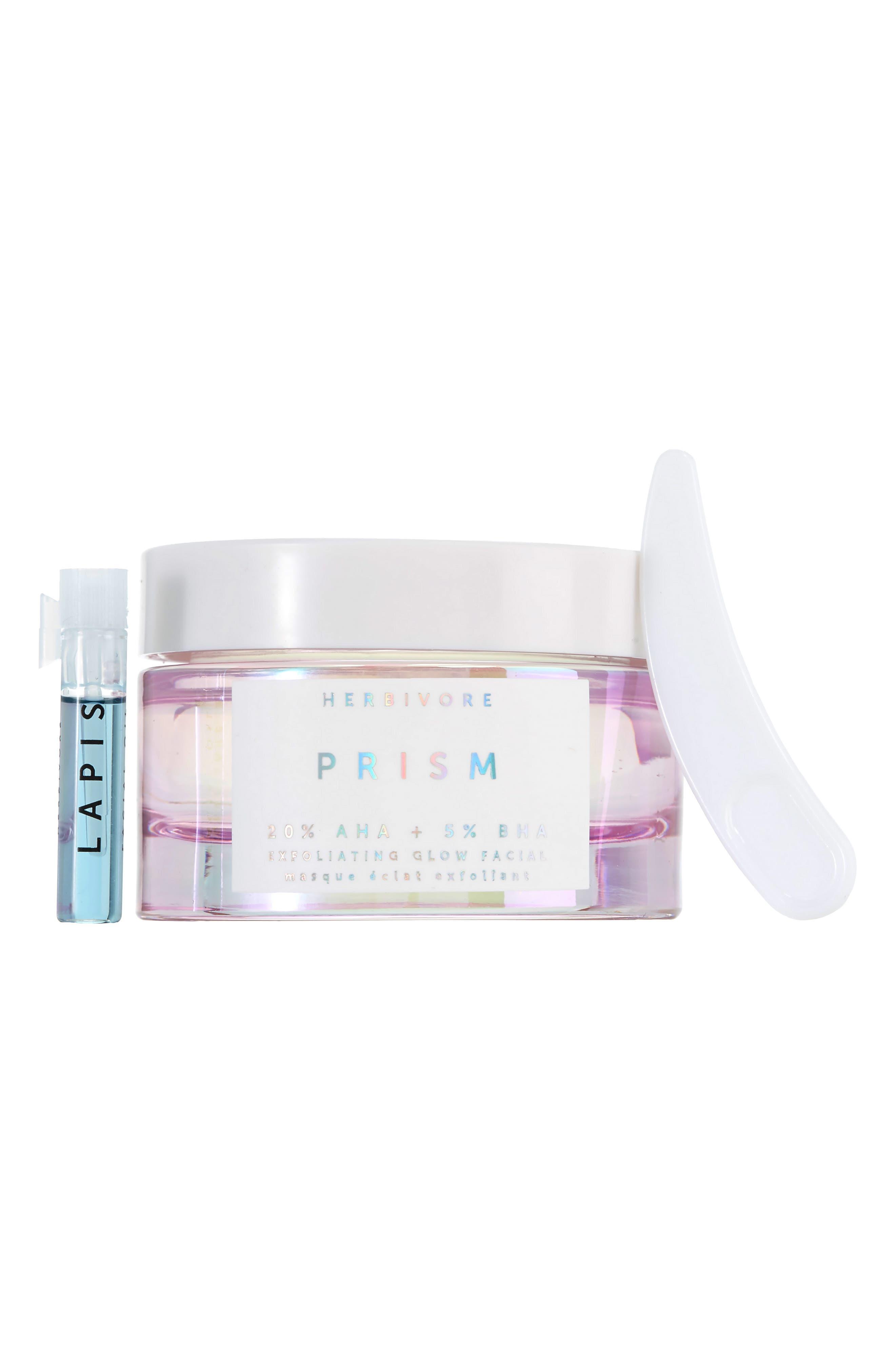 Prism 20% Aha + 5% Bha Exfoliating Glow Facial Mask