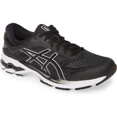 Asics Gel-Kayano 26 Running Shoe - Black