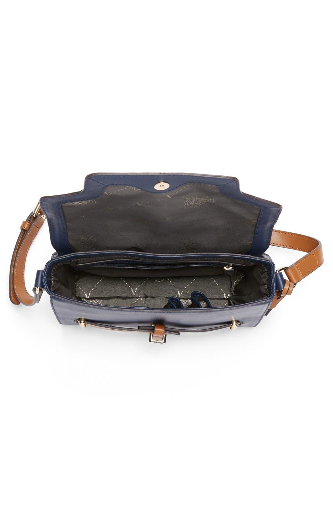 ,                             'Max' Leather Crossbody Bag,                             Alternate thumbnail 23, color,                             490