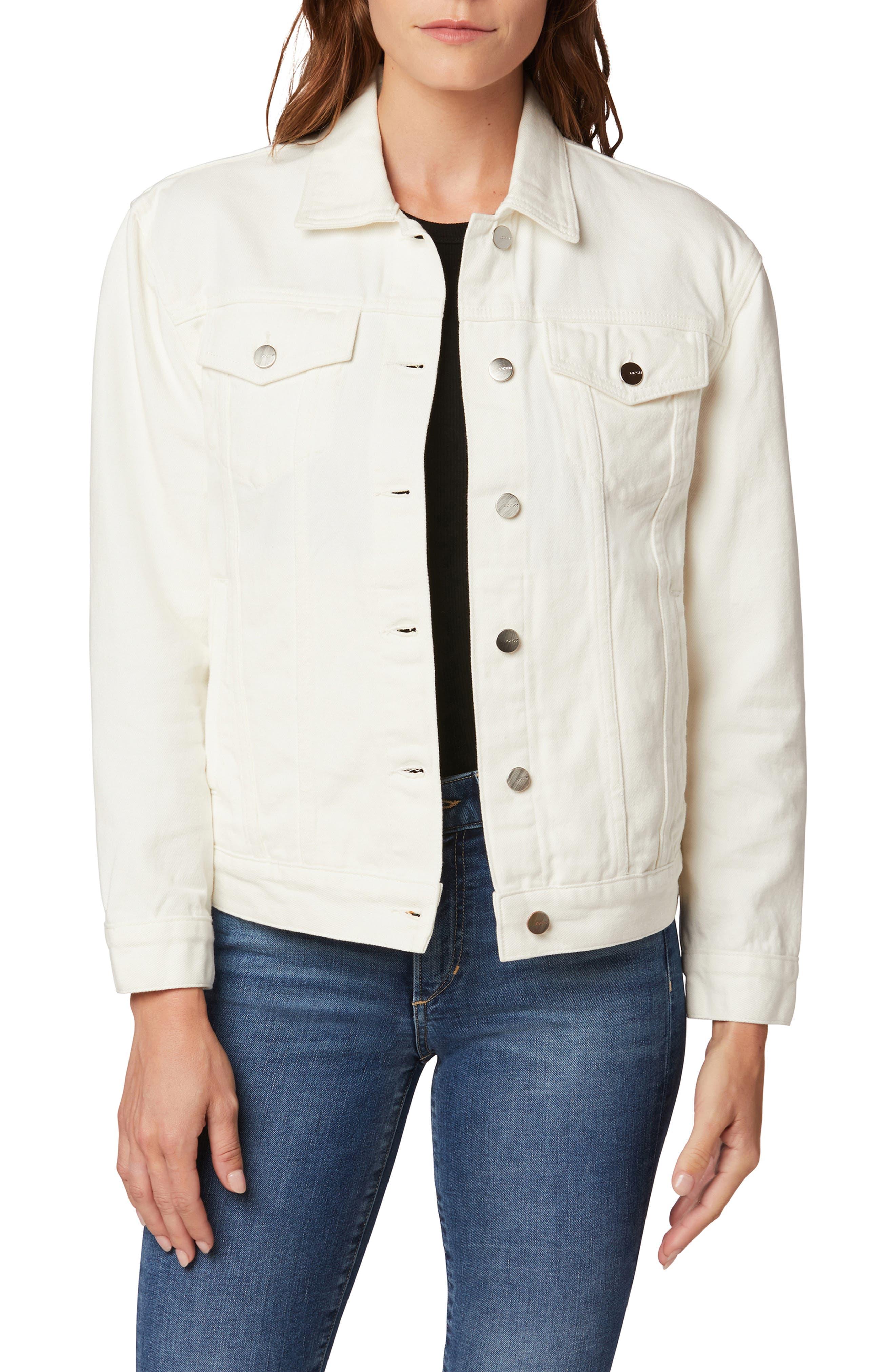 The Boyfriend Denim Jacket