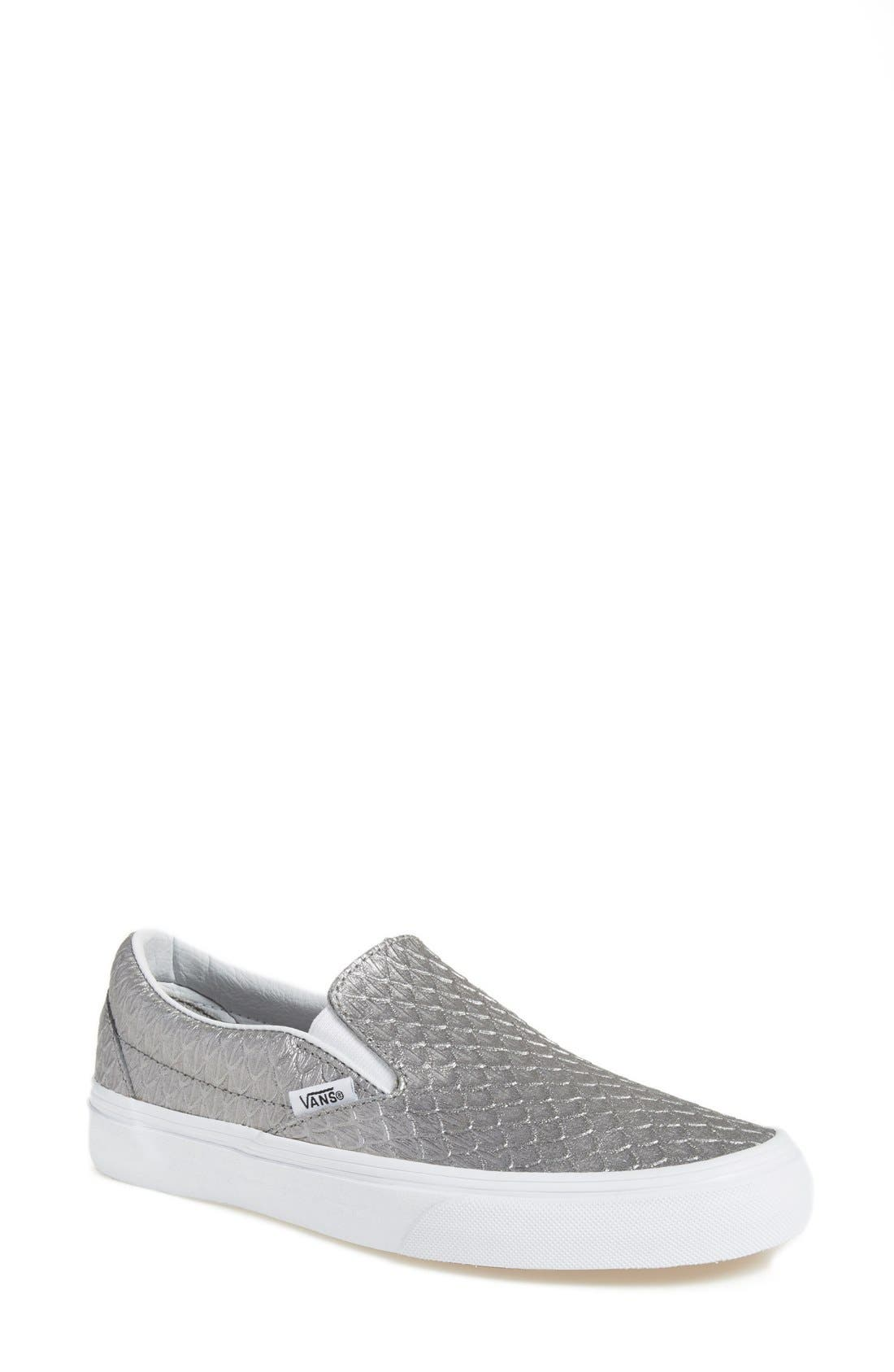 ,                             Classic Slip-On Sneaker,                             Main thumbnail 286, color,                             040