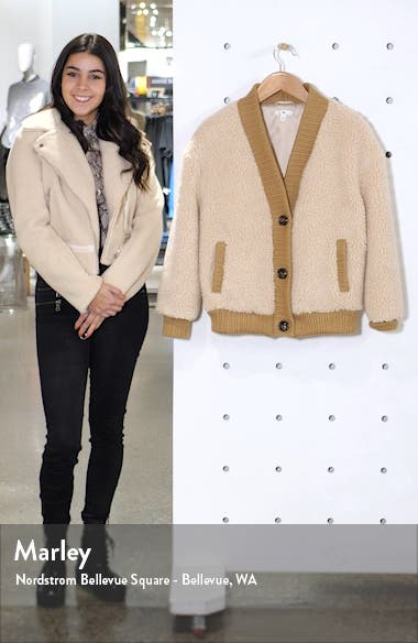 Adut Belted Wool & Silk Jacket, sales video thumbnail