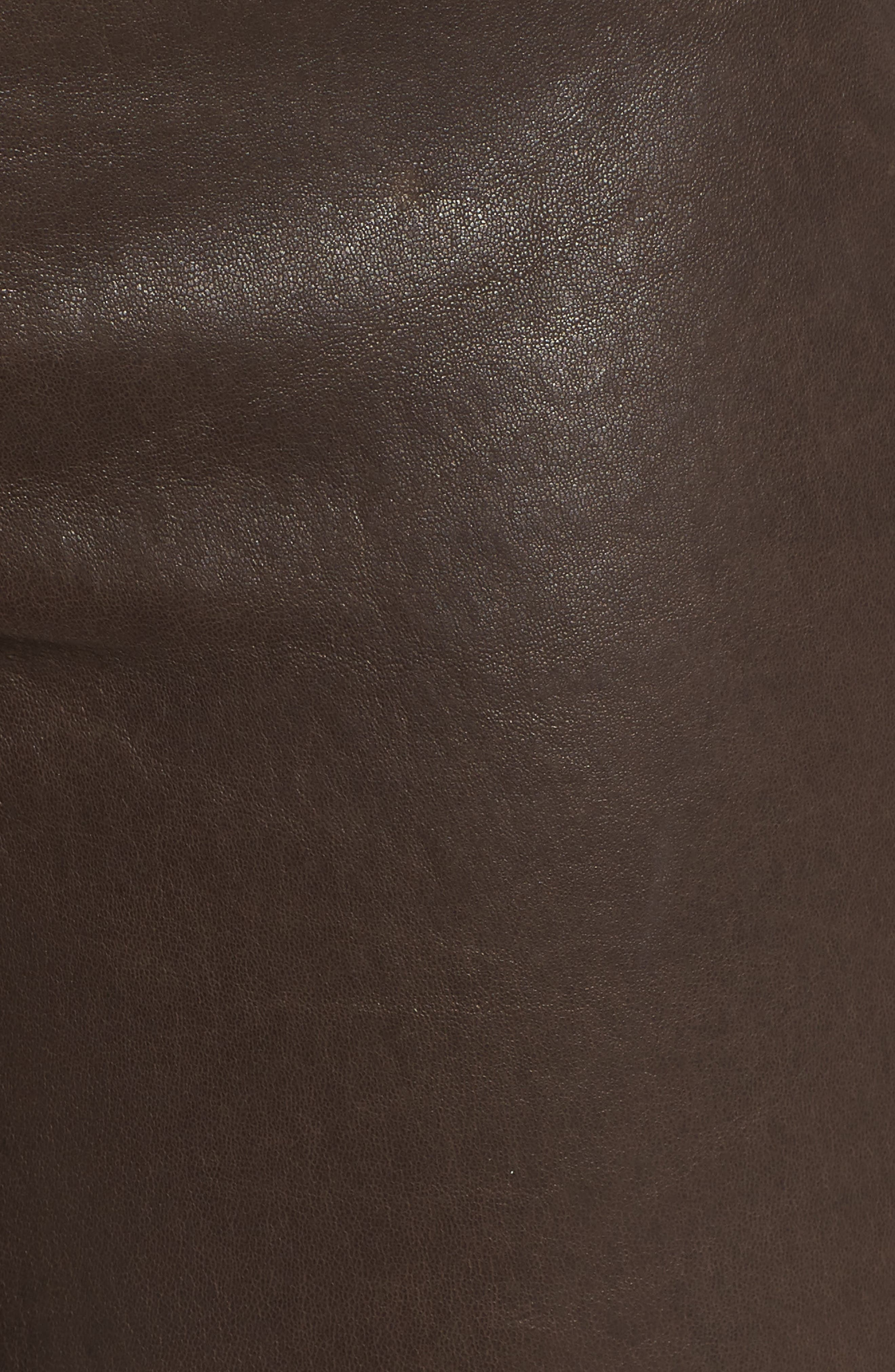 ,                             '8001' Lambskin Leather Pants,                             Alternate thumbnail 11, color,                             209