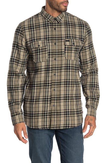 Image of GLOBE Flanigan Woven Classic Fit Shirt
