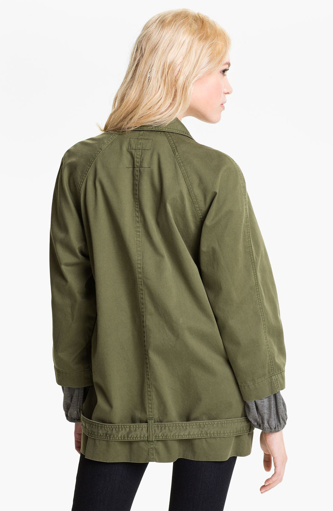 ,                             'The Infantry' Army Jacket,                             Alternate thumbnail 3, color,                             305