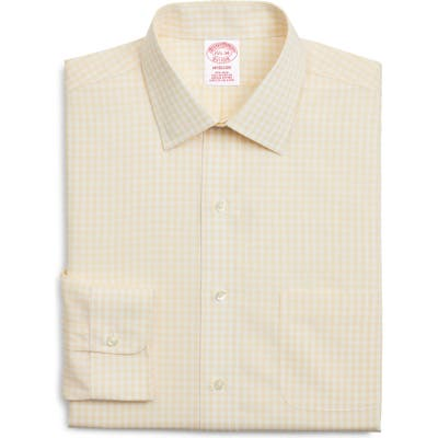Brooks Brothers Madison Classic Fit Check Dress Shirt