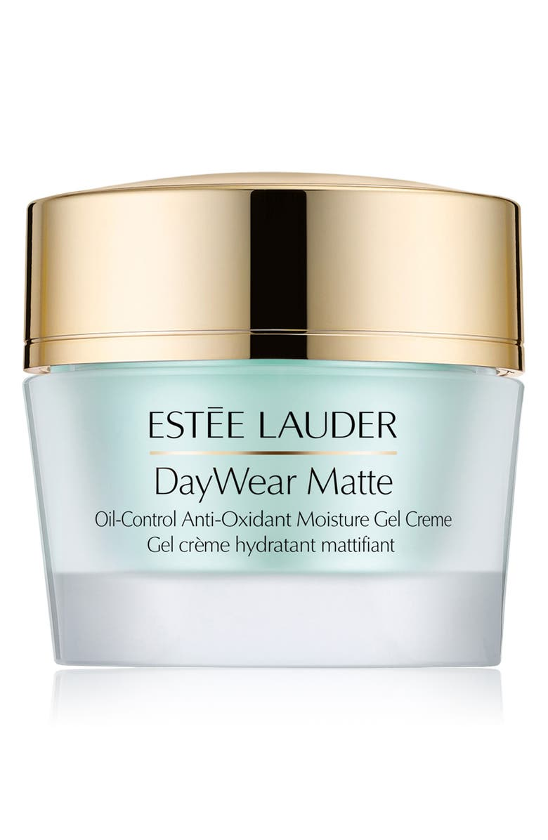 ESTÉE LAUDER DayWear Matte Oil-Control Anti-Oxidant Moisture Gel Crème, Main, color, NO COLOR