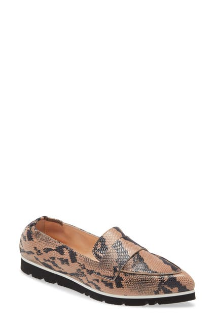 Image of AGL Micro Pointed Toe Loafer