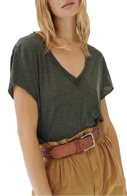 Image of Free People Kaylen Tee